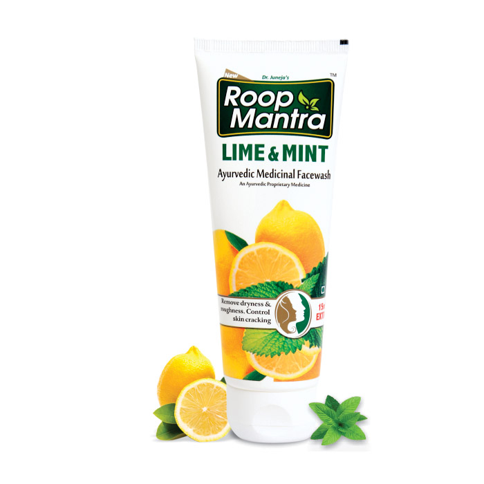 Roopmantra-ayurvedic-Best-Face-Wash-For-Oily-Skin-In-Summers